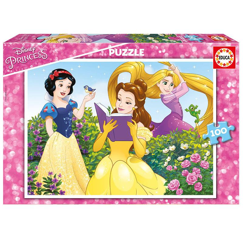 Детски пъзел- Принцесите на Дисни  11182
