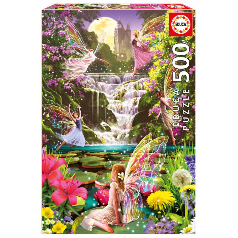 Детски пъзел Приказен водопад  11226