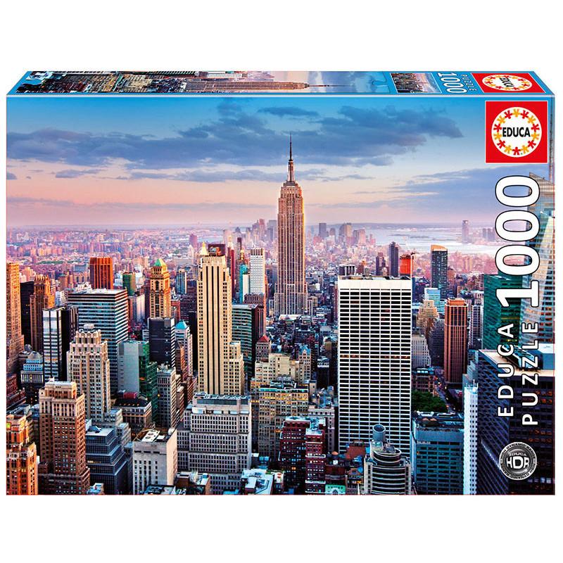 Детски пъзел Манхатън Ню Йорк  11242