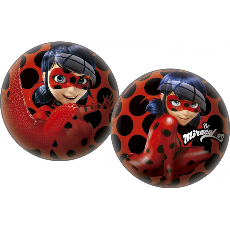 Интересна Топка за момиче -  Miraculous ladybug  1161