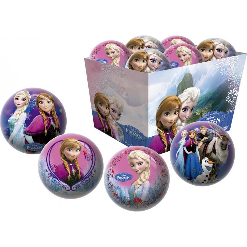 многоцветна топка за момиче - Frozen  1169
