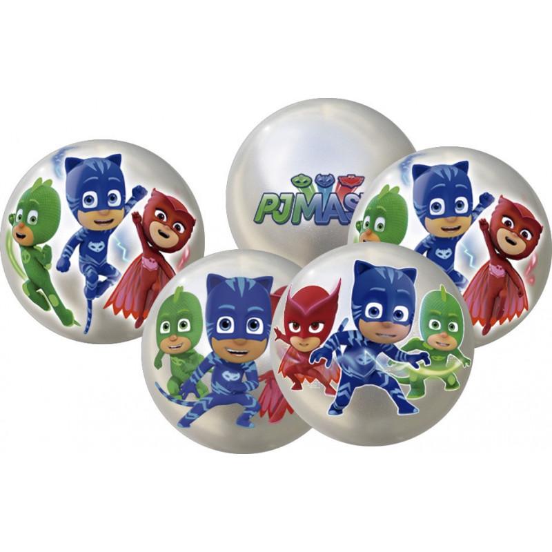 Шарена и интересна топка за момче и момиче - PJ MASKS   1180