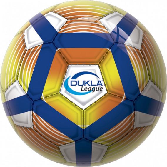 Топка от колекцията dukla league за Футбол Unice 1189