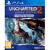 Uncharted 2 among thieves remastered ps4  12155