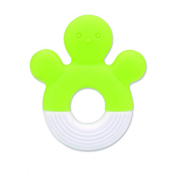 Чесалка 12+ м. в зелено BebeDue 1217