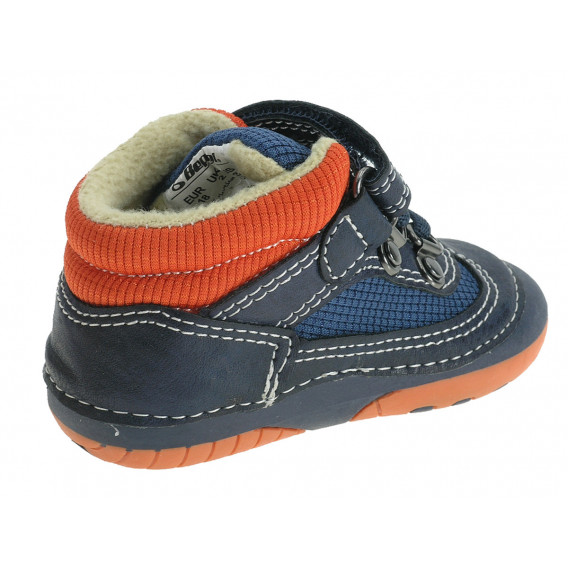 Обувки с велкро за бебе момче Beppi 12208 2
