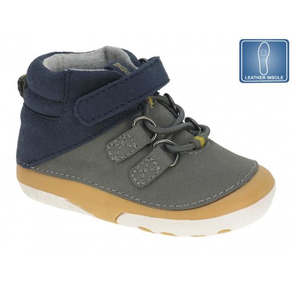Обувки с велкро за бебе унисекс. Beppi 12211