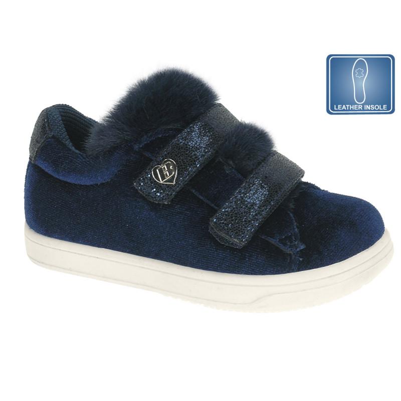 Спортни обувки с велкро за бебе момиче  12227