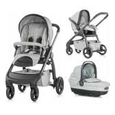 Комбинирана детска количка аура 3 в 1 Chipolino 12472