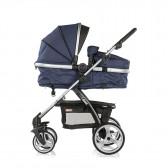 Комбинирана детска количка up&down 3 в 1 Chipolino 12496