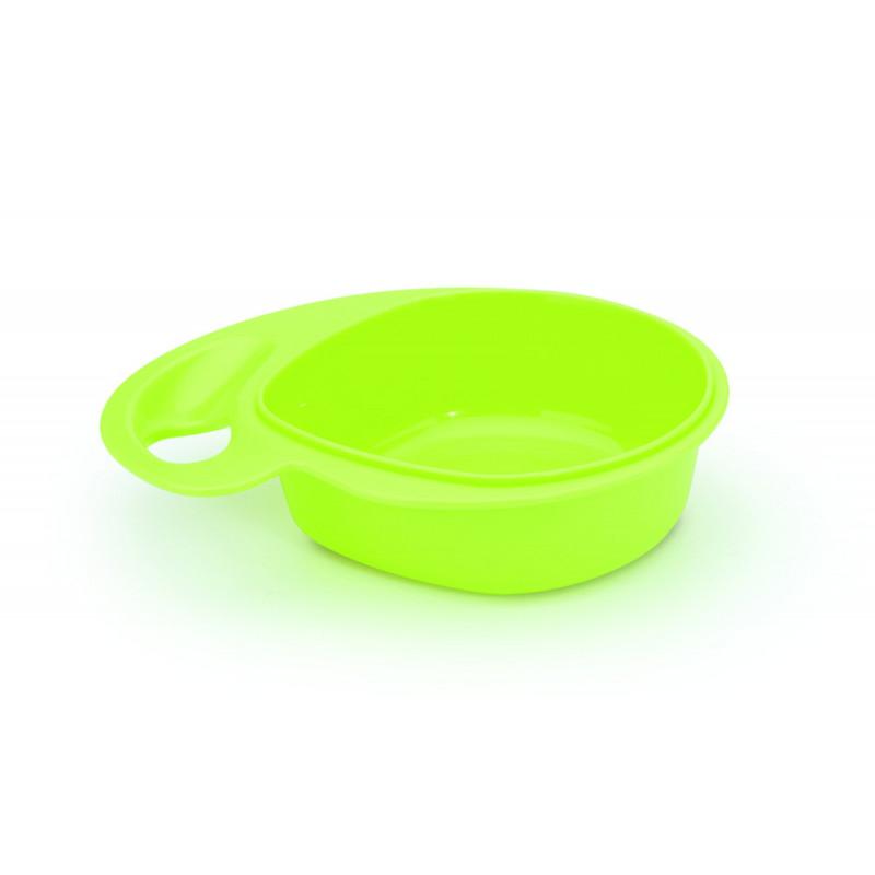 Ергономични купи за храна, комплект 3 бр., Пластмаса 300 ml,  1255