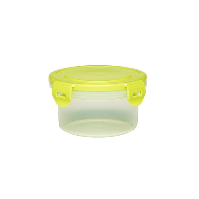 Кутия за съхранение на храна с жълт капак  1266