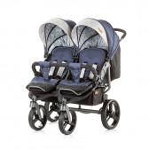 Количка за близнаци туикс Chipolino 12783