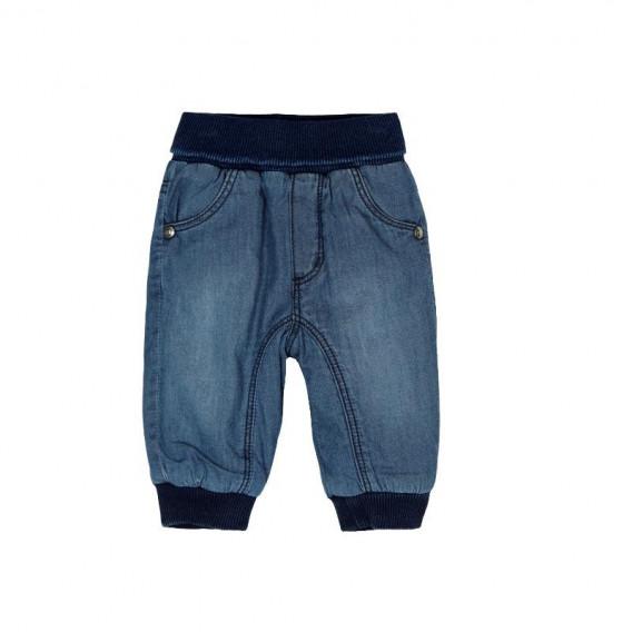 Памучен панталон за бебе момче Boboli 130