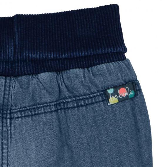 Памучен панталон за бебе момче Boboli 132 3