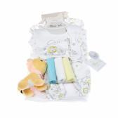 Комплект за бебе от 10 части - унисекс ROCK A BYE BABY 13228