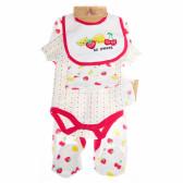 Комплект за бебе момиче от 5 части LILY AND JACK 13373
