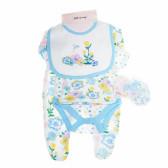 Комплект за бебе момиче от 5 части CHLOE LOUISE 13379