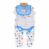 Комплект за бебе момче от 5 части LILY AND JACK 13385