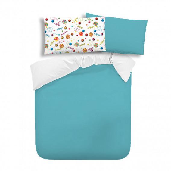 Памучен спален комплект Близалки Aglika 1350