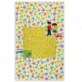 "Дигитално напечатан килим- ""play"" Аглика 1357"
