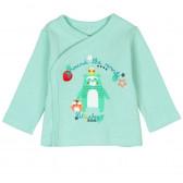 Комплект за бебе от 3 части - унисекс Boboli 136 3