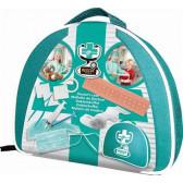 Докторски комплект в чанта SES 13853