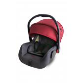 Стол за кола pluto black&red 0-13 кг. Lorelli 13982
