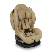 Стол за кола arthur isofix beige leather 0-25 кг. Lorelli 13988