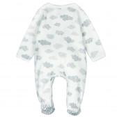 Памучен унисекс гащеризон за бебе Boboli 14 2