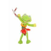 Играчка вибрираща жаба Lorelli 1403
