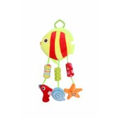 Играчка камбанка риба Lorelli 1407