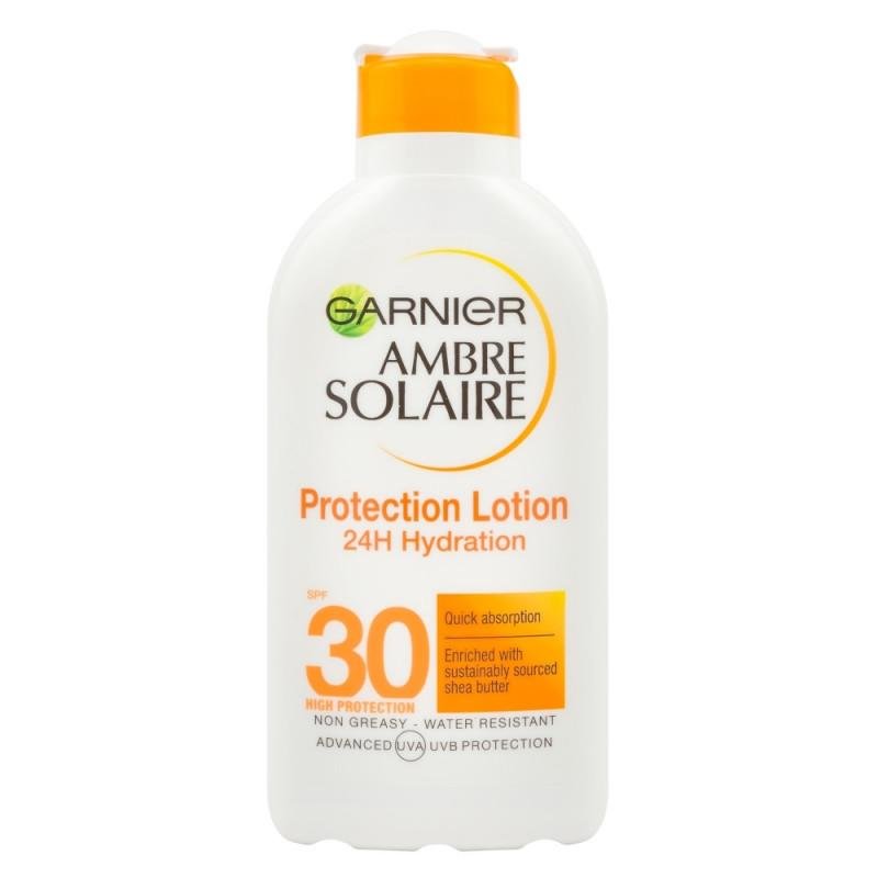 Хидратиращ слънцезащитен лосион за тяло AMBRE SOLAIRE, SPF 30, 200мл  145883