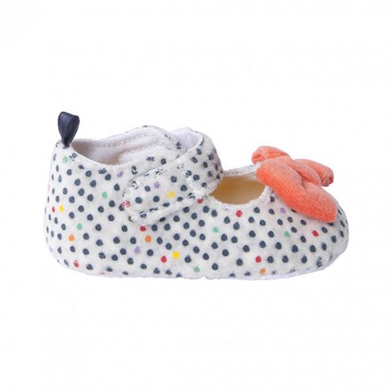 Обувки с панделка за бебе за момиче Tuc Tuc 1479 2
