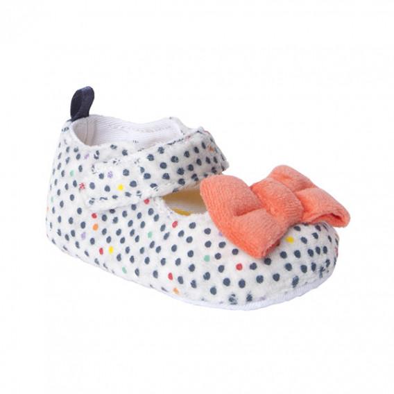 Обувки с панделка за бебе за момиче Tuc Tuc 1480