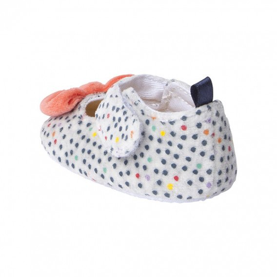 Обувки с панделка за бебе за момиче Tuc Tuc 1481 3