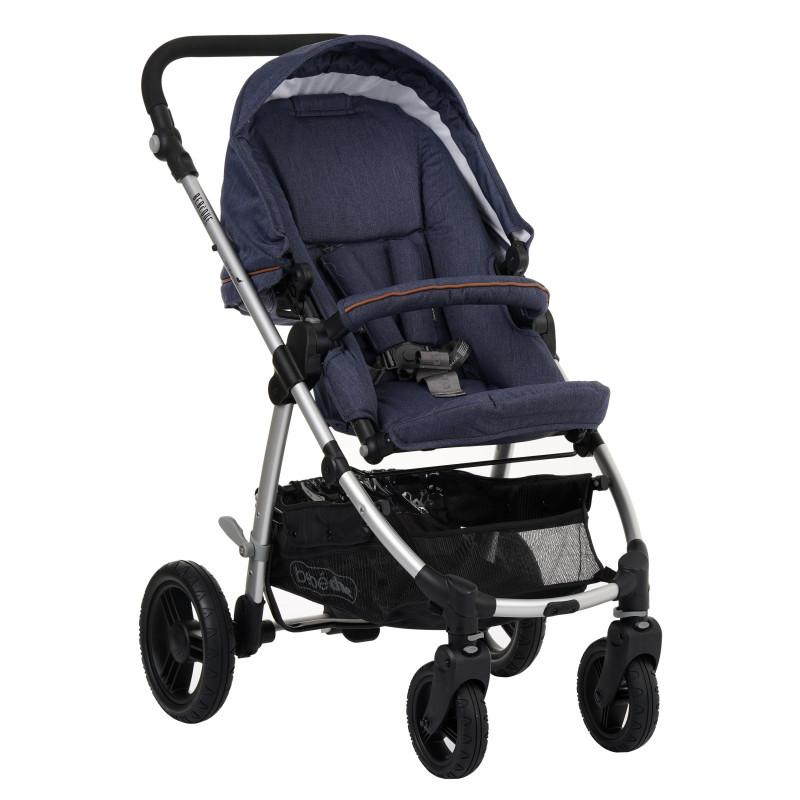 Детска количка BEYOND, синя   161195