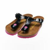 Ортопедични чехли за момиче с разделител между пръстите Birkenstock 16523