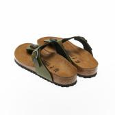 Ортопедични чехли за момиче с разделител между пръстите Birkenstock 16543