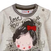 Блуза с дълъг ръкав за момиче Boboli 167 3