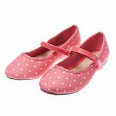 Обувка тип балерина за момиче Friboo 17387