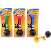 Сирена за колело- различни цветове Dino Toys 17882