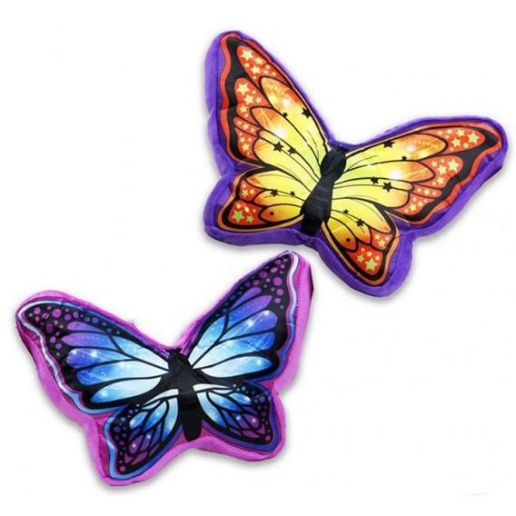 Мека играчка пеперуда 23 см. Dino Toys 17980