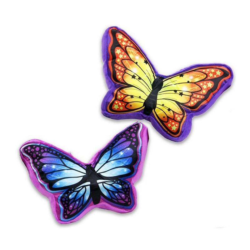 Мека играчка пеперуда 23 см.  17980