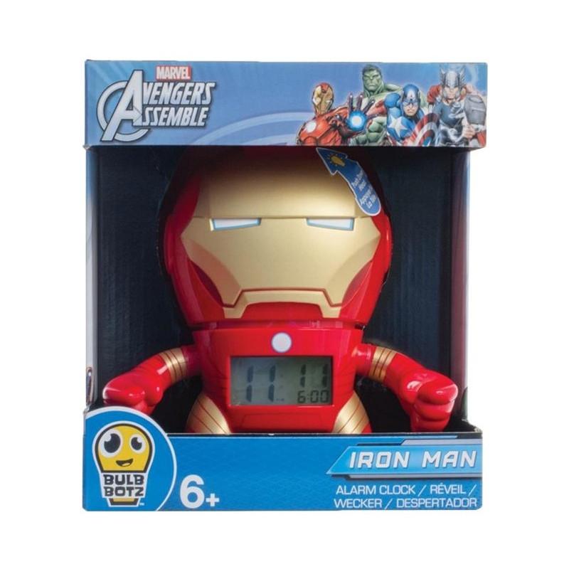 Дигитален часовник- алармен, Железният човек  17990