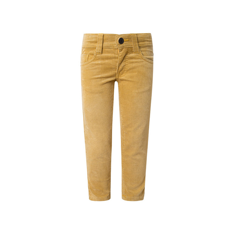Джинсов панталон от кадифена материя - унисекс  1800