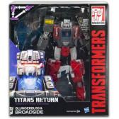 Робот transformers generations titans return Dino Toys 18043