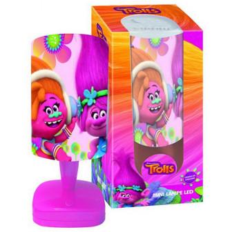 "Нощна led лампа- ""trolls"" Dino Toys 18052"