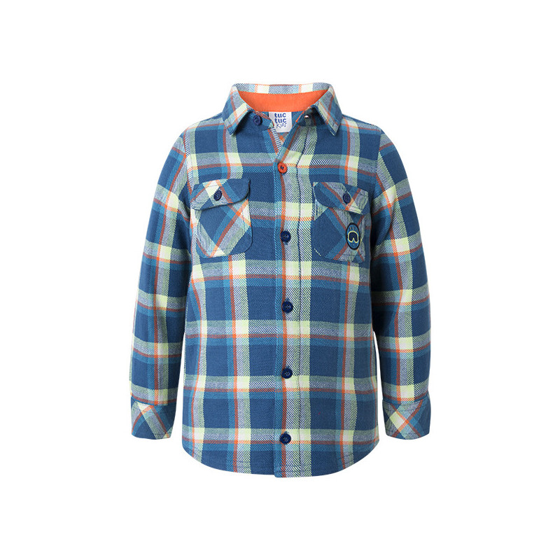 Риза за момче на каре  1815