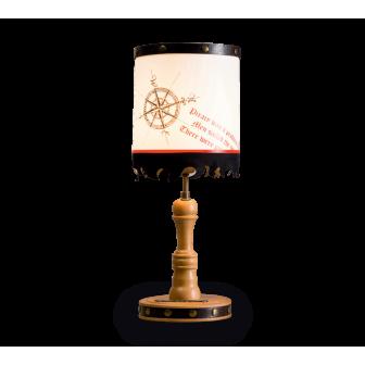 "Детска настолна лампа- ""pirate"" Cilek 18864"
